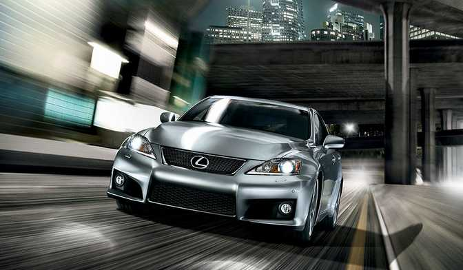 Lexus IS F (2014)