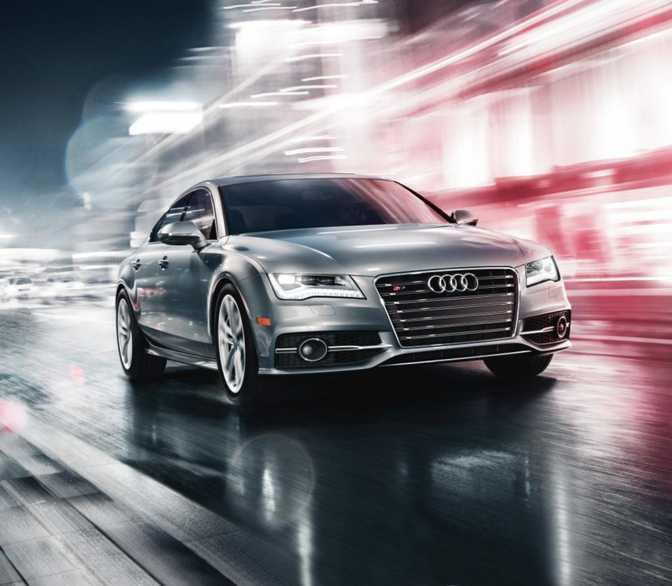 Audi A8 (2014) vs Audi S7 (2014)
