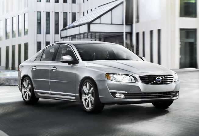 Volvo S80 (2015) vs BMW 320i Sedan (2014)
