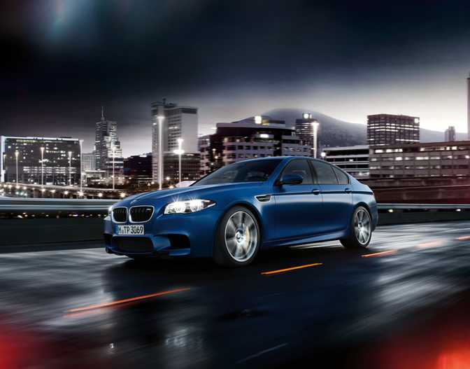 BMW M5 Sedan (2015) vs Ferrari California T (2014)