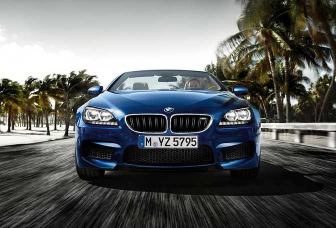 BMW M5 Sedan (2015) vs BMW M6 Convertible (2015)