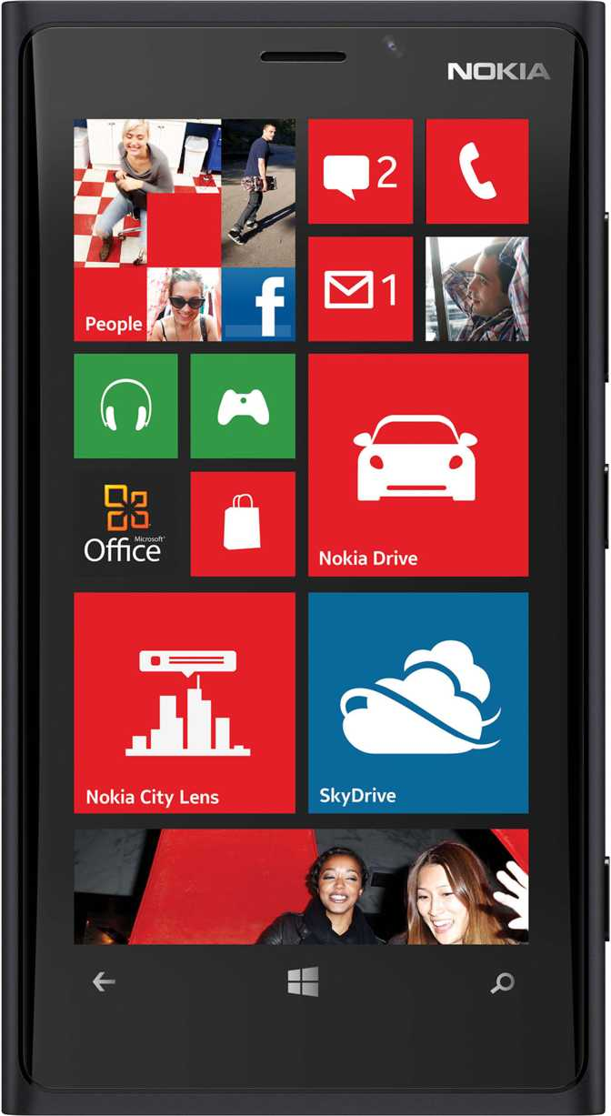 Samsung Galaxy Nexus vs Nokia Lumia 505