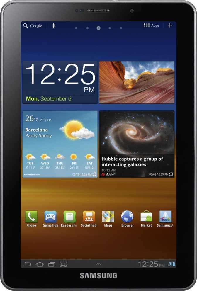 "Samsung Galaxy Tab S4 10.5"" LTE vs Samsung Galaxy Tab 7.7 P6800 32GB"