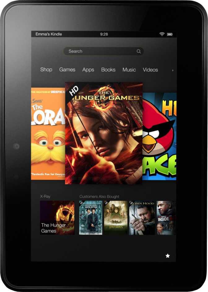 Xiaomi Mi Pad 4 Plus vs Amazon Kindle Fire HD 32GB