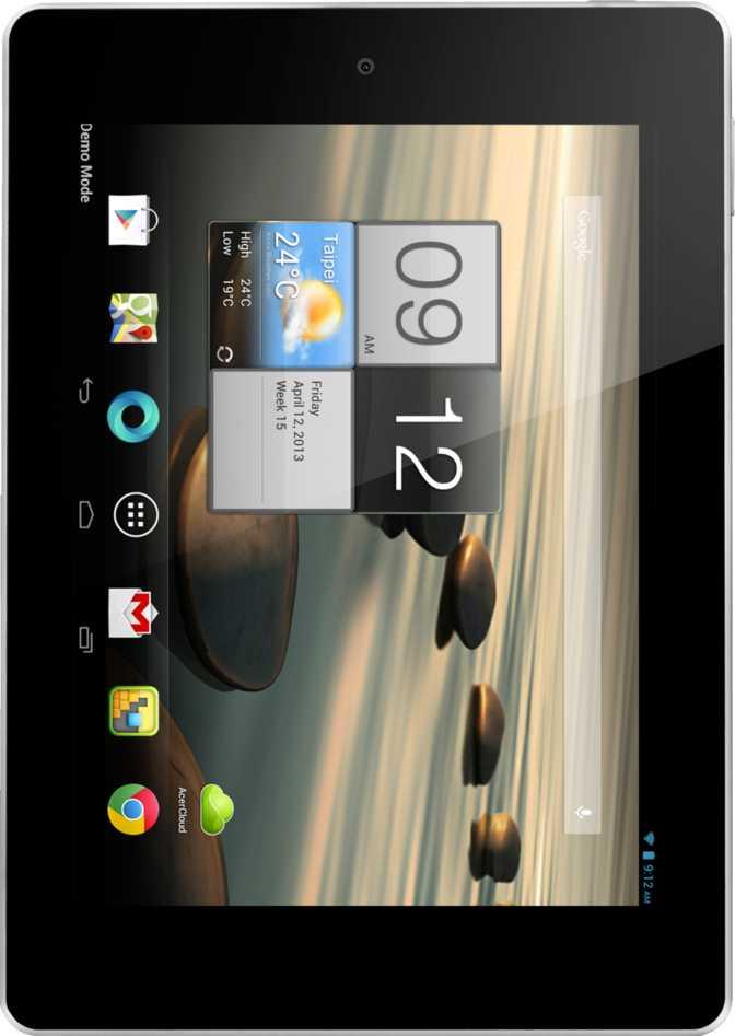 Samsung Galaxy Tab 8.9 P7300 vs Acer Iconia Tab A1-810