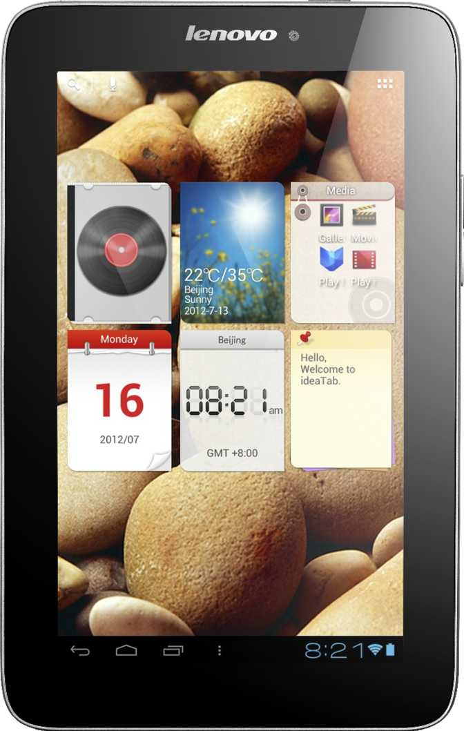 Lenovo IdeaTab A2107 vs Sony Xperia Z3 Tablet Compact