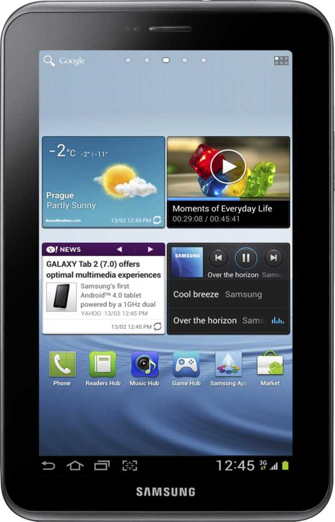 Samsung Galaxy Tab 3 7.0 8GB vs Samsung Galaxy Tab 2 7.0 P3110 8GB