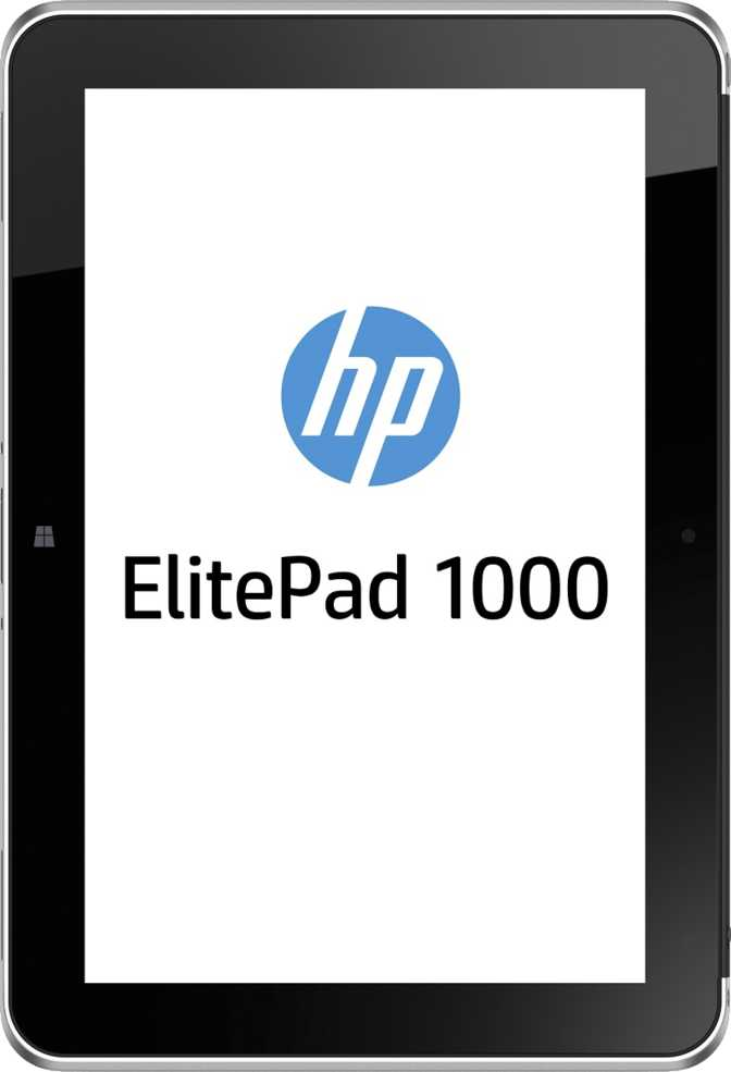 "HP ElitePad 1000 G2 vs Apple iPad 9.7"" WiFi + Cellular 128GB"