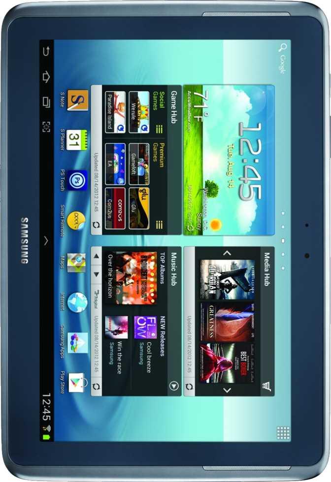 Samsung Galaxy Note 10.1 N8000 32GB vs Samsung Galaxy Tab 10.1 P7500 3G 32GB