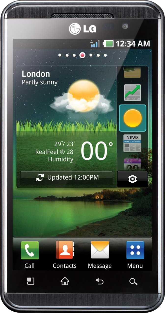 Samsung Galaxy Nexus vs LG Optimus 3D P920