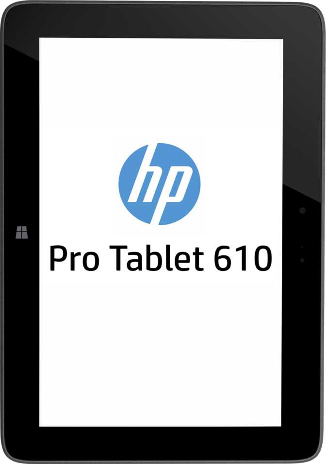 HP Pro Tablet 610 G1 PC (G4T86UT)