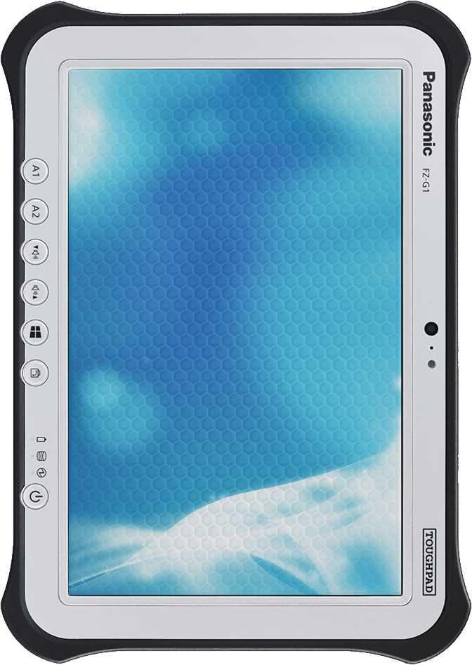 "Apple iPad Pro 9.7"" WiFi + Cellular 256GB vs Panasonic Toughpad FZ-G1"