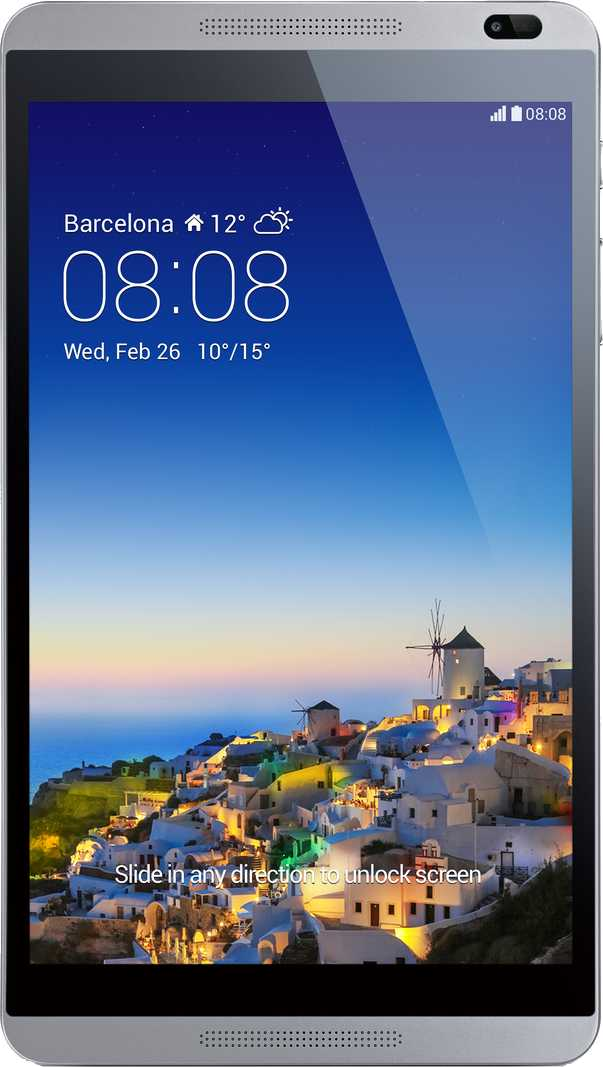 Huawei P20 Lite vs Huawei MediaPad M1