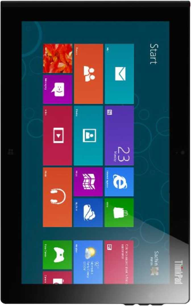 Sony Xperia Z4 Tablet vs Lenovo ThinkPad Tablet 2 64GB