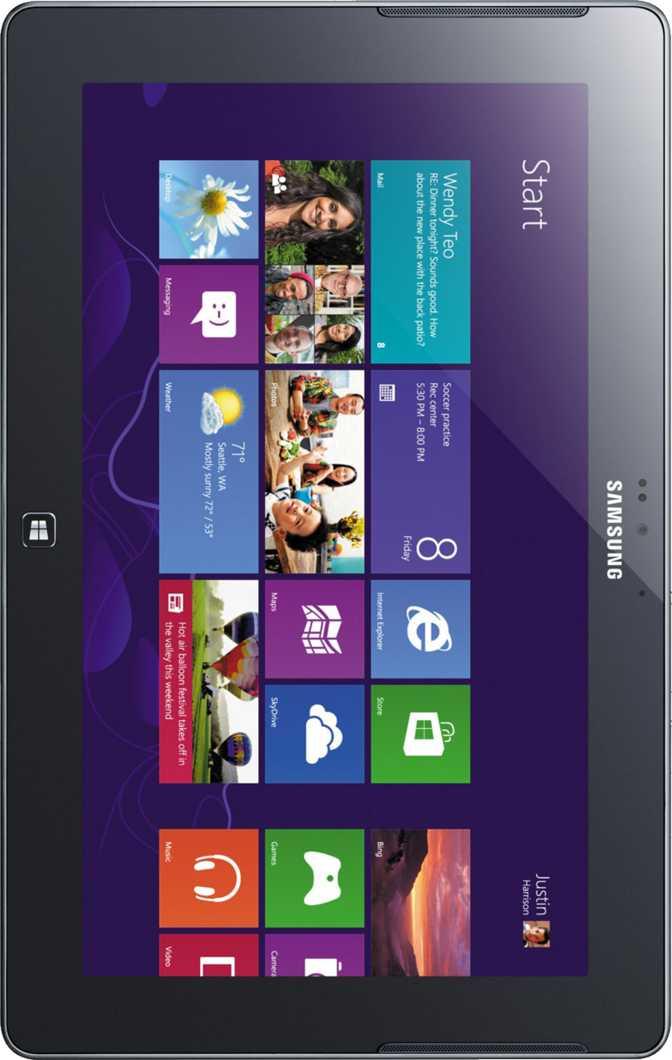 Google Pixel Slate (8th Gen Intel Core i5 / 8GB RAM / 128GB SSD) vs Samsung ATIV Tab 64GB