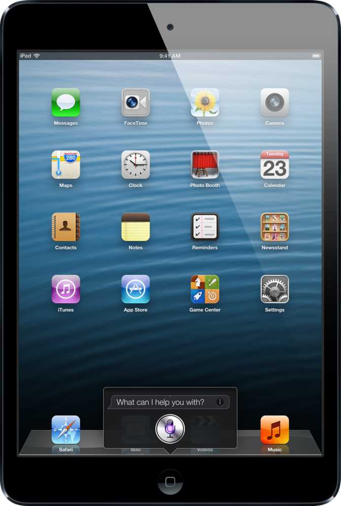 Apple iPad (Late 2012) with WiFi + 3G vs Apple iPad Mini