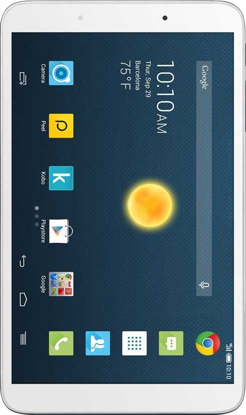 Alcatel One Touch Pop 10