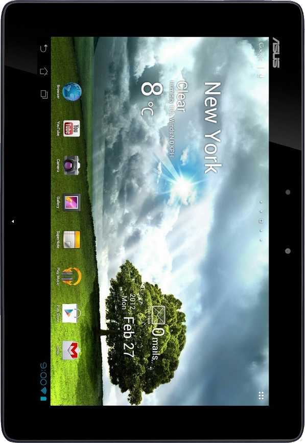 Huawei Honor Tab 5 vs Asus Transformer Pad Infinity 700 32GB