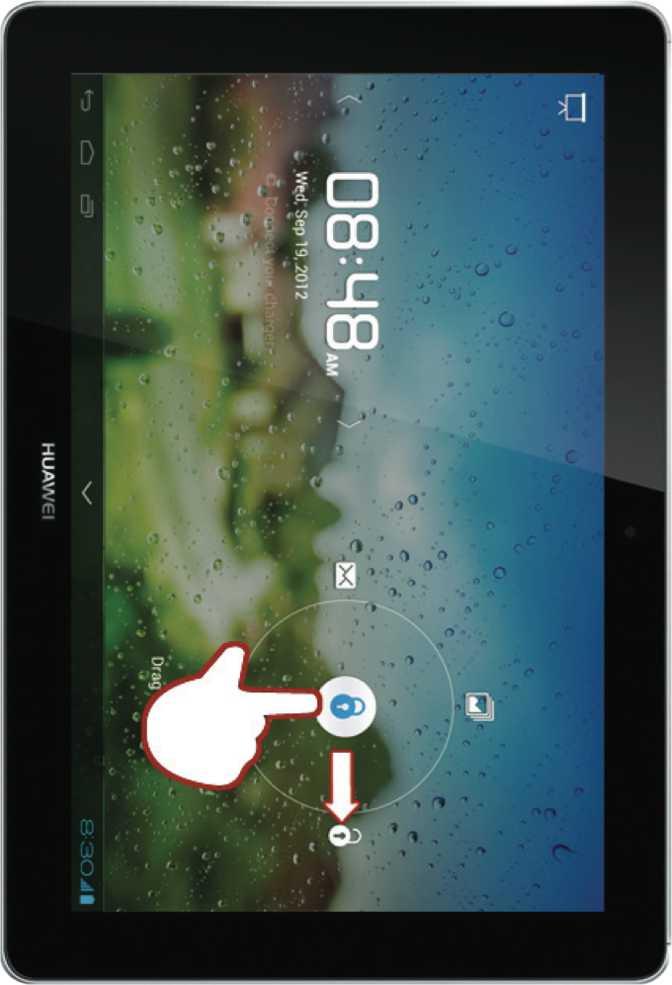 Huawei MediaPad 10 FHD LTE 8 GB