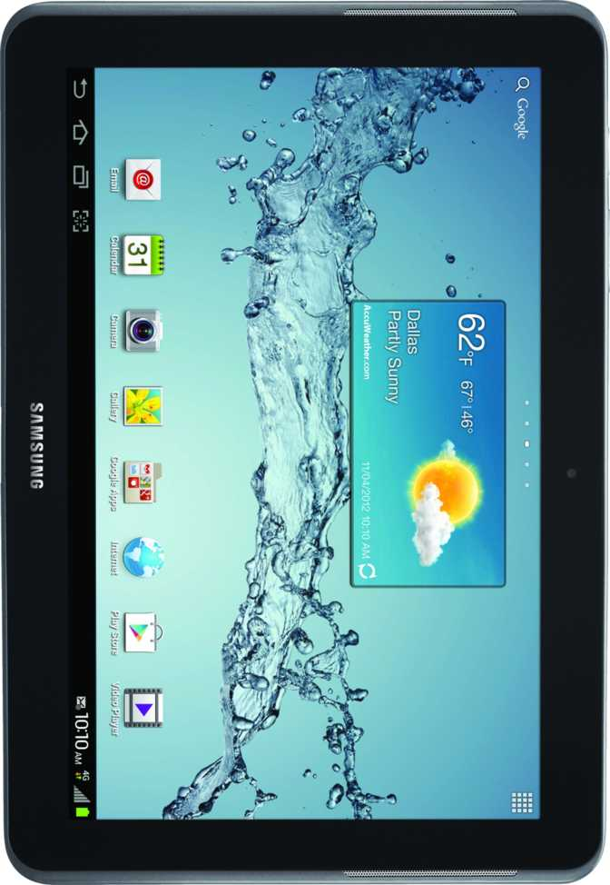 Samsung Galaxy Tab 10.1 P7500 3G 16GB vs Samsung Galaxy Note 10.1 N8000 16GB