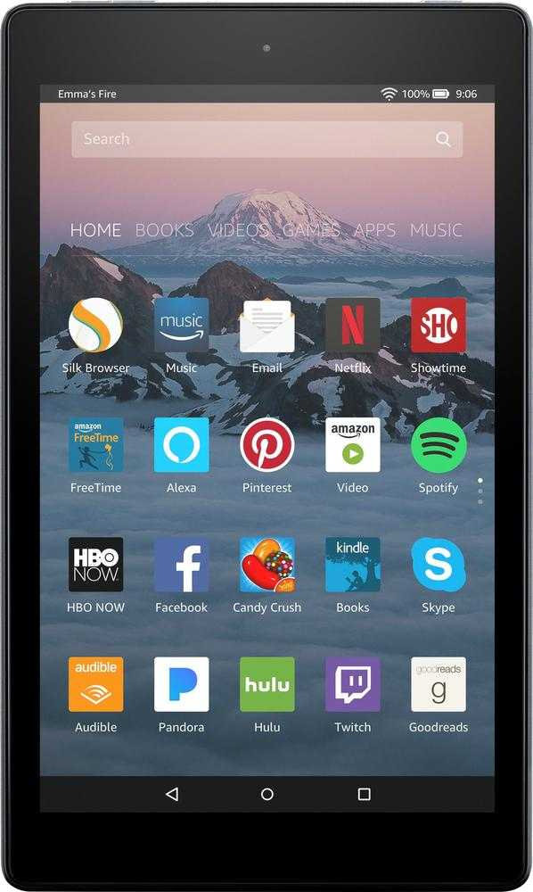 Lenovo Tab 4 8 Plus vs Amazon Fire HD 8 (2017) 16GB