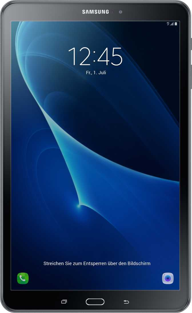 Huawei Honor Tab 5 vs Samsung Galaxy Tab A 10.1 (SM-T585)
