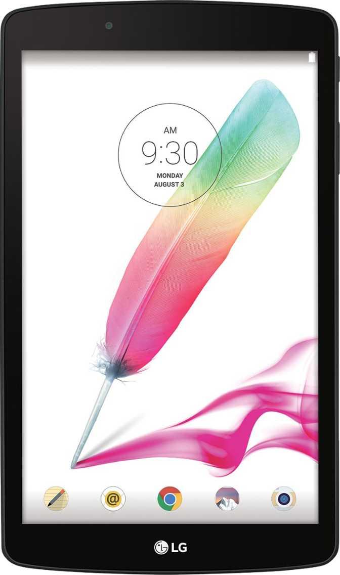 Samsung Galaxy Tab Q vs LG G Pad II 8.0 LTE