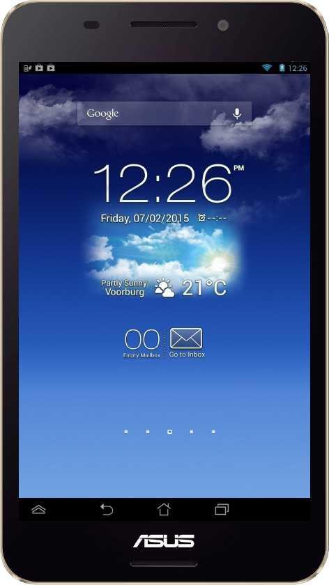 Huawei MediaPad X2 vs Asus Fonepad 7 (FE375CL)