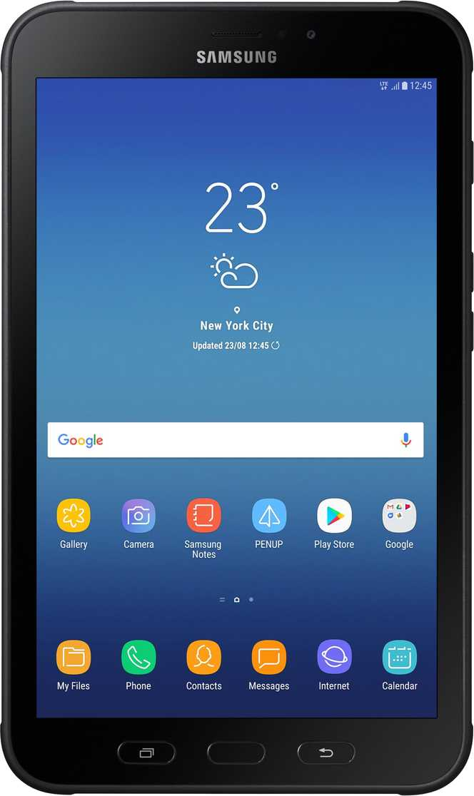 Samsung Galaxy Tab Active 2 vs Samsung Galaxy Note 9 (Qualcomm Snapdragon 845)