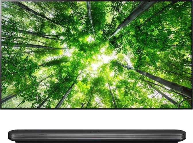 """LG 84LM960 vs LG Signature OLED65W8PUA 65"""""""
