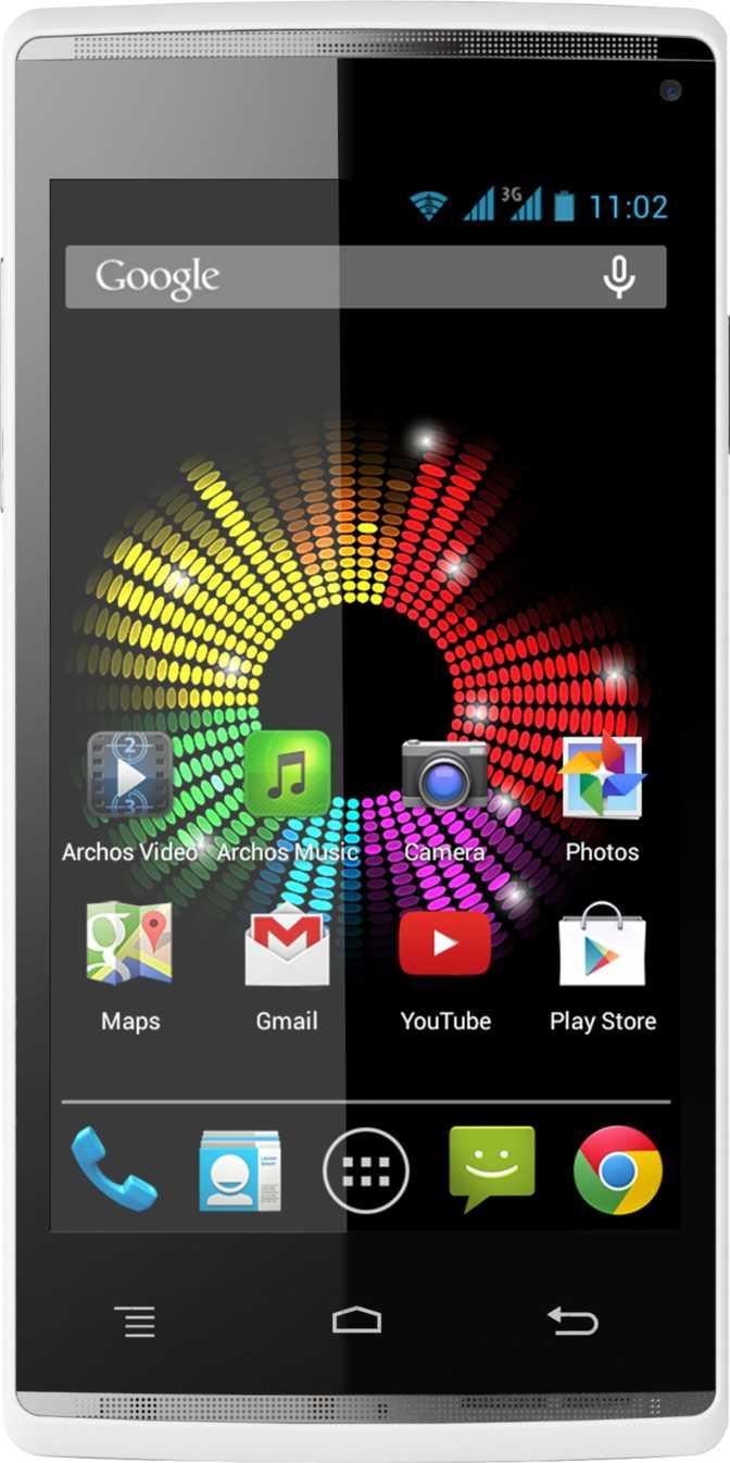 Samsung Galaxy A20 vs Archos 40b Titanium