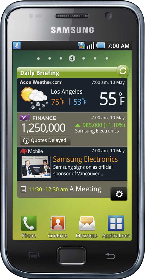 HTC One X vs Samsung Galaxy S I9000