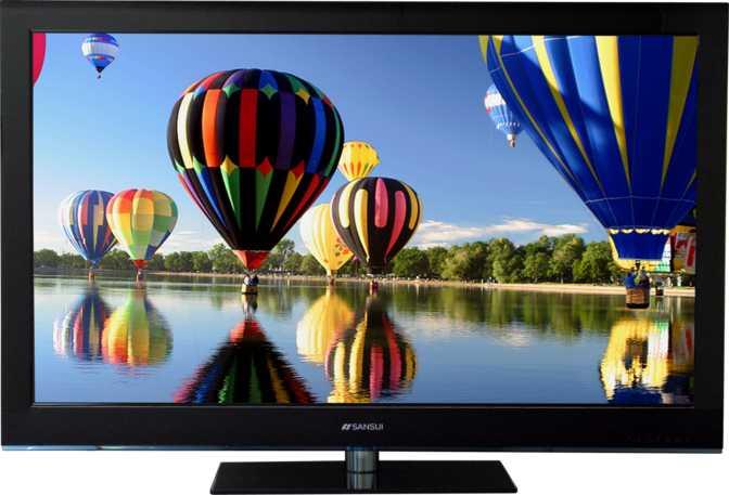 """LG Smart LED TV 43UM7290PTF 43"""" vs Sansui SLED4680"""