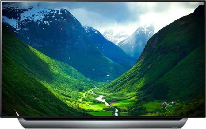 """Xiaomi Mi TV 4X 55"""" vs LG OLED55C8PUA 55"""""""