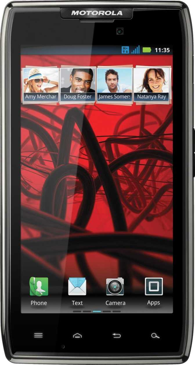 Apple iPhone 5S vs Motorola DROID RAZR MAXX
