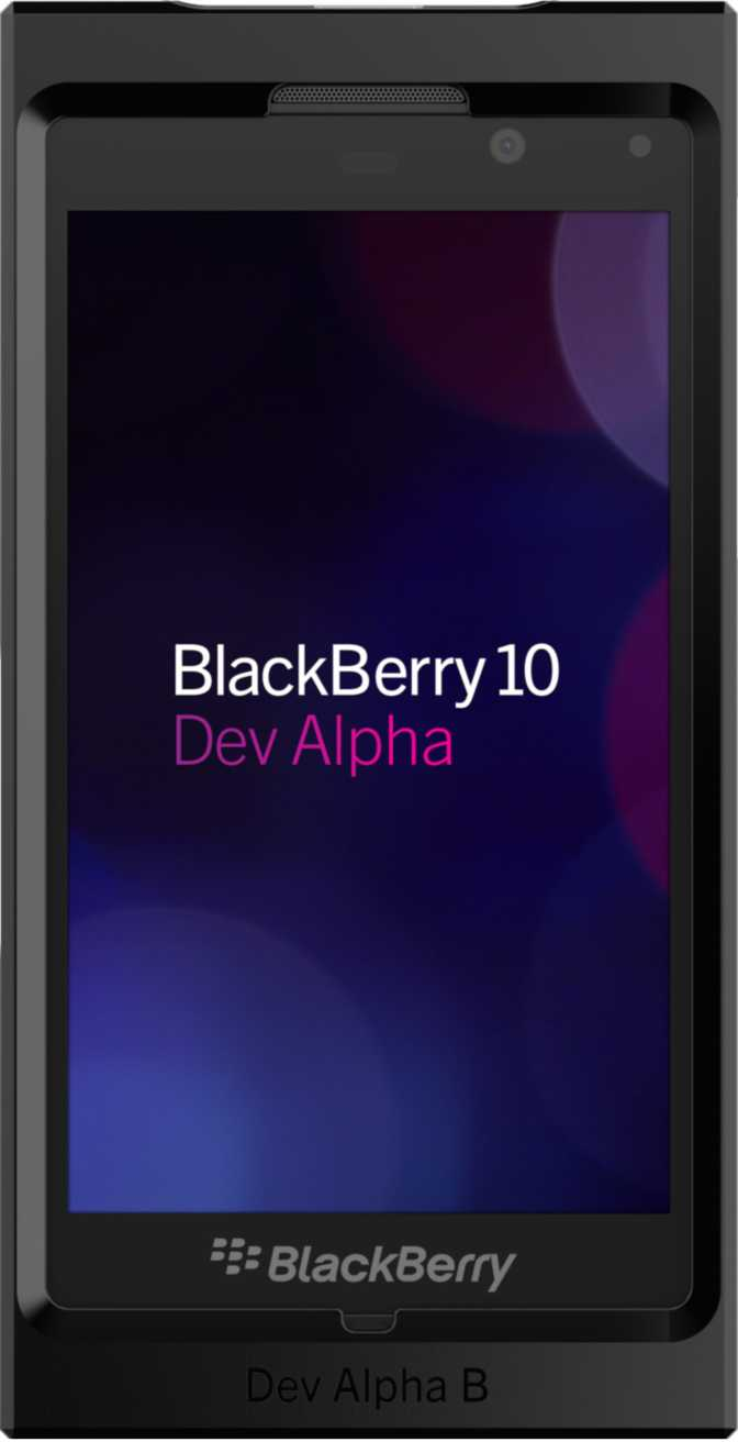 RIM BlackBerry 10 Aristo