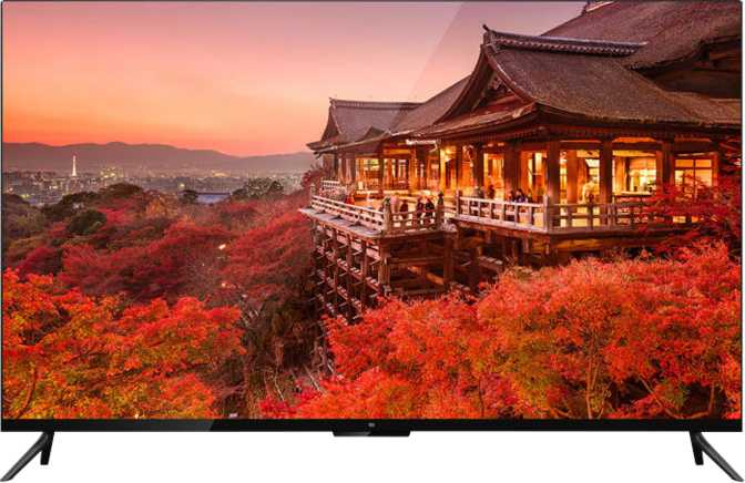 Apple iPhone 7 Plus vs Xiaomi Mi LED TV 4 55""