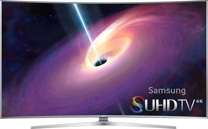 "Philips 55PUS7600 vs Samsung JS9000 55"""