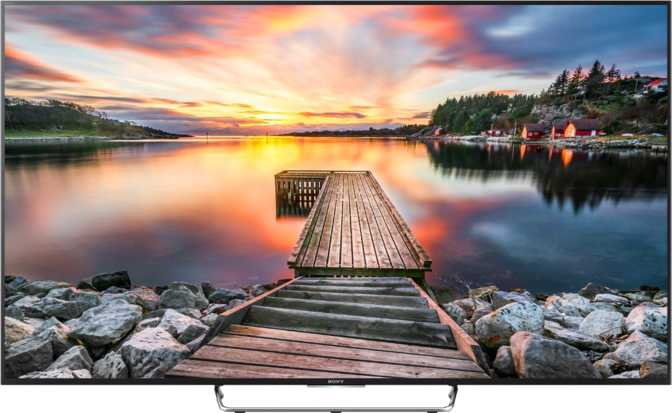 "Sony KDL 75W850C 75"" vs Sony 84"" 4K Ultra HD TV"