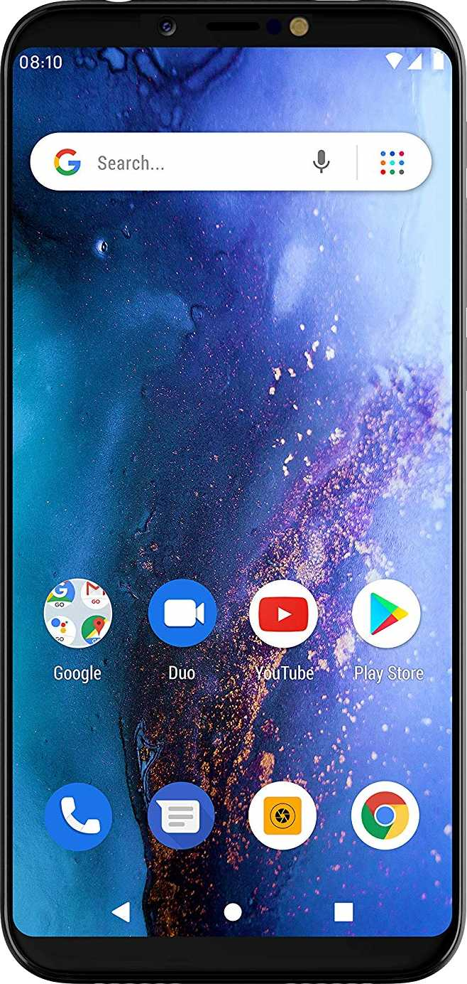 Blu Vivo Go vs General Mobile GM5 Plus