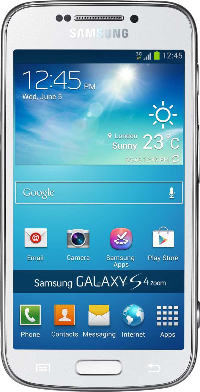 LG Optimus L7 P700 vs Samsung Galaxy S4 Zoom