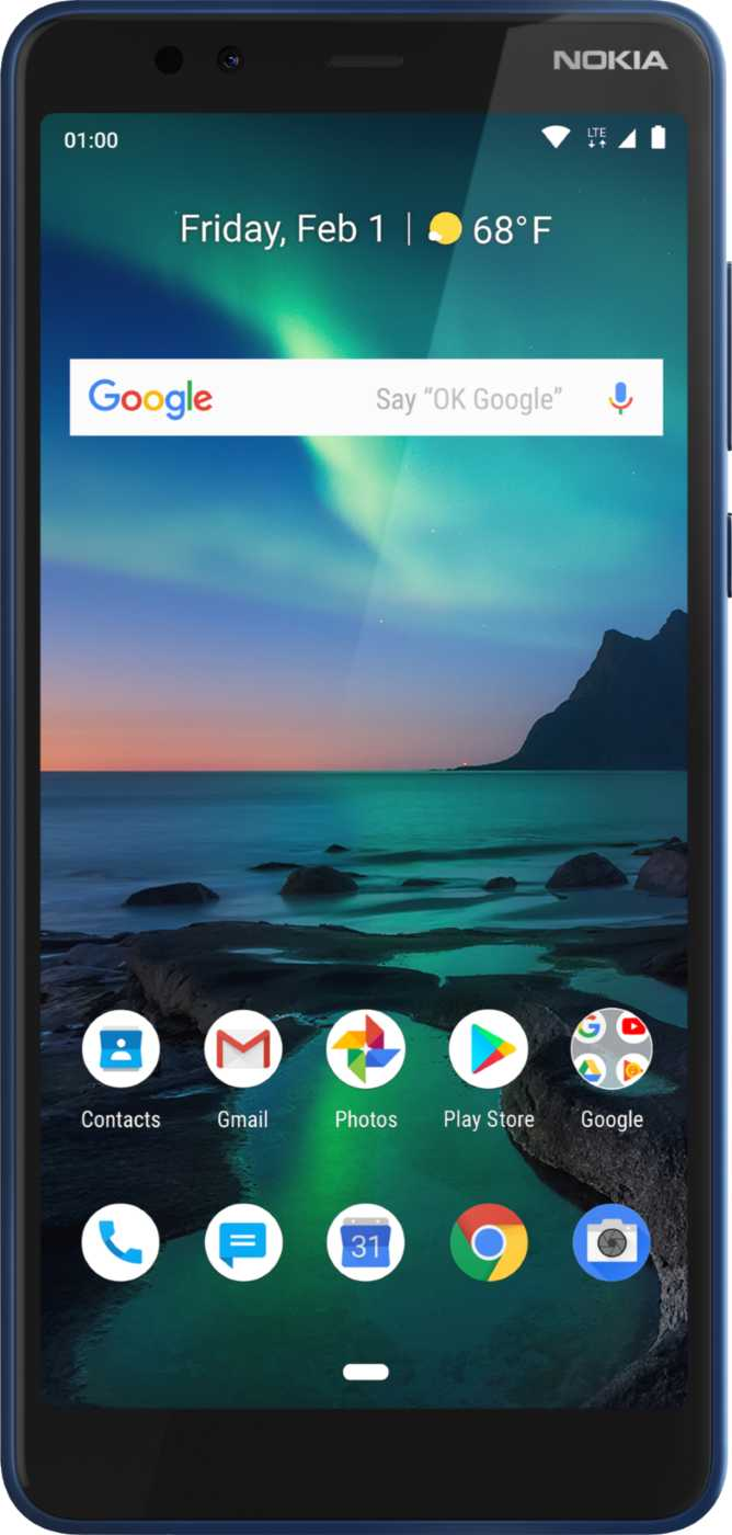 Xiaomi Redmi 6 vs Nokia 2 V