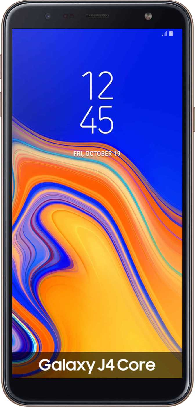 Samsung Galaxy A7 (2018) vs Samsung Galaxy J4 Core