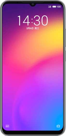 Xiaomi Redmi 6 vs Meizu Note 9