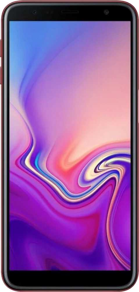 Samsung Galaxy A8 vs Samsung Galaxy J6 Plus