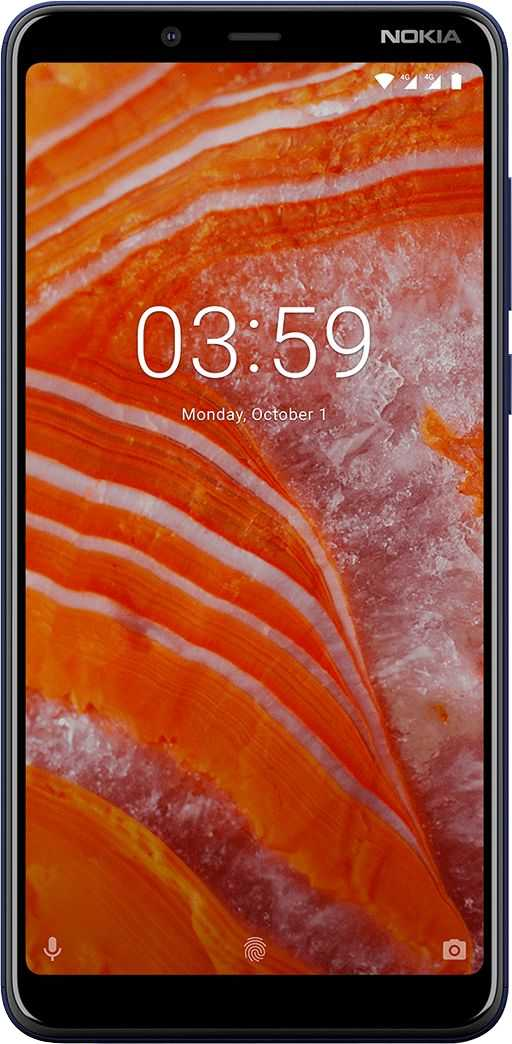 Alcatel 5V vs Nokia 3.1 Plus