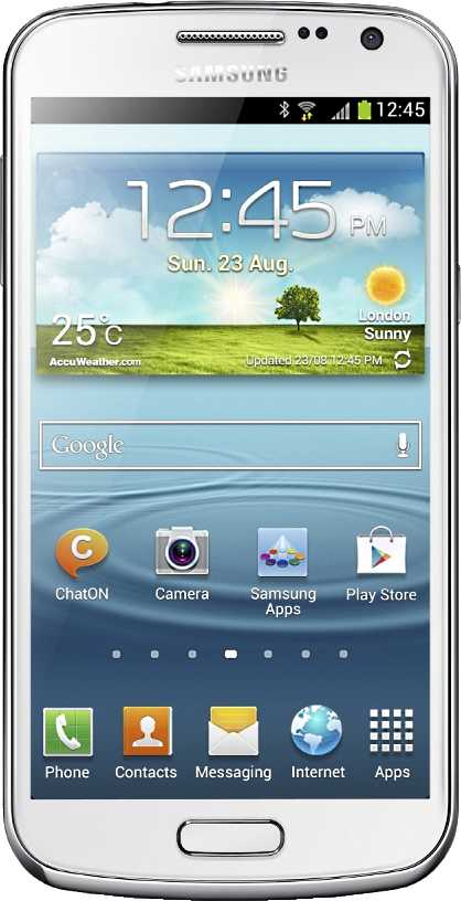 Samsung Galaxy Premier I9260 vs LG Optimus L3 E400