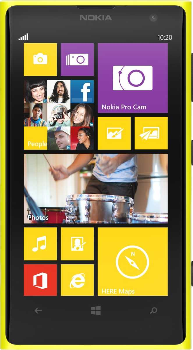 LG Optimus 3D P920 vs Nokia Lumia 1020