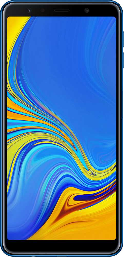 Samsung Galaxy S9 Plus vs Samsung Galaxy A7 (2018)