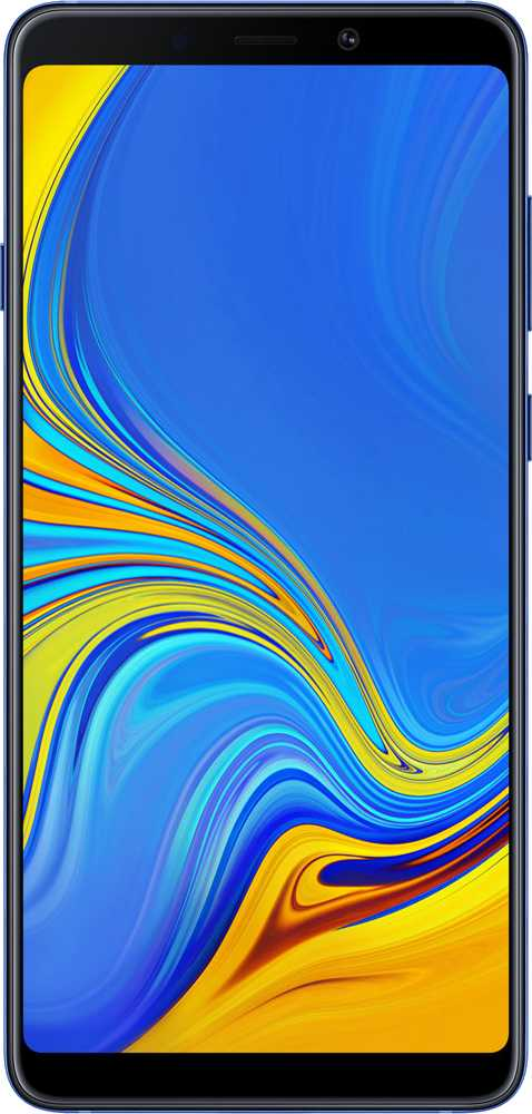 Samsung Galaxy S8 Plus vs Samsung Galaxy A9 (2018)